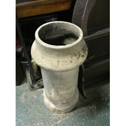 Old Chimney Pot