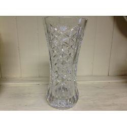 Crystal Glass Vase