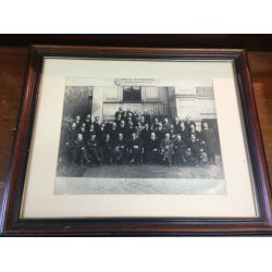 Picture of First Dail Members 1919