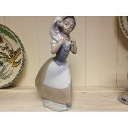 NAO Figurine of Girl