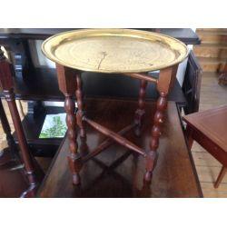 Vintage Burmese Side Table