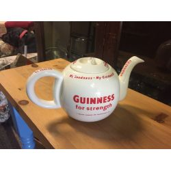 Guinness Tea Pot