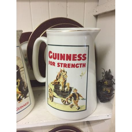 Guinness Pitcher