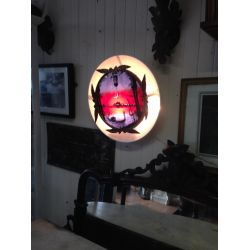 Vintage 1970`s Wall Light.