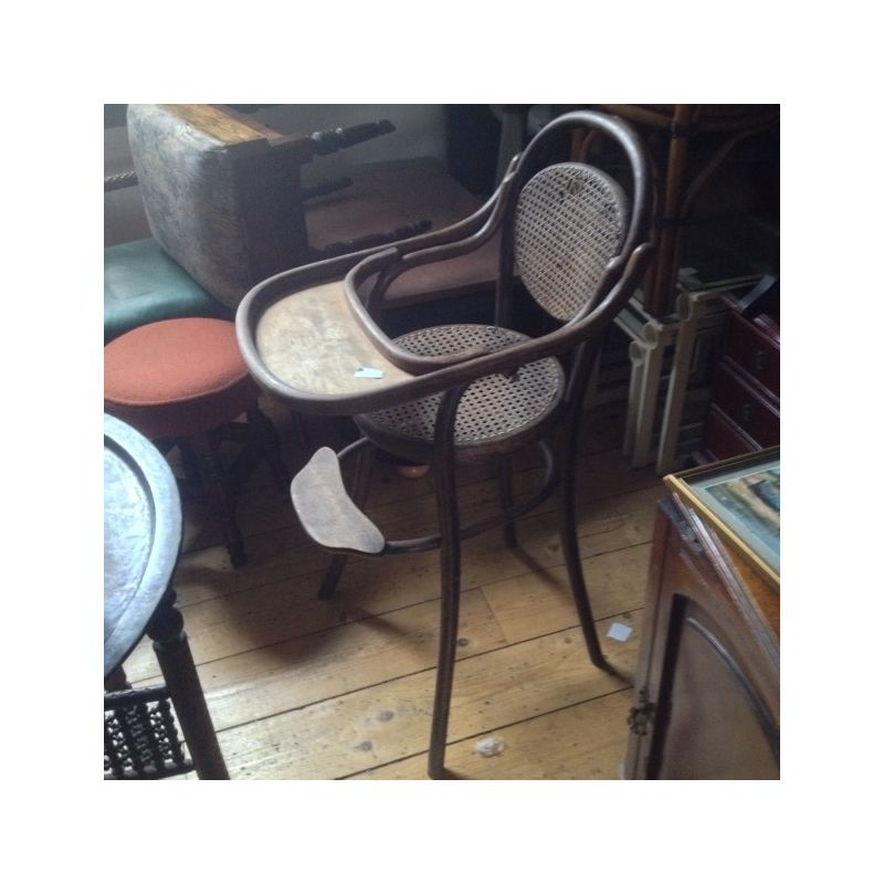 Bentwood High Chair ...
