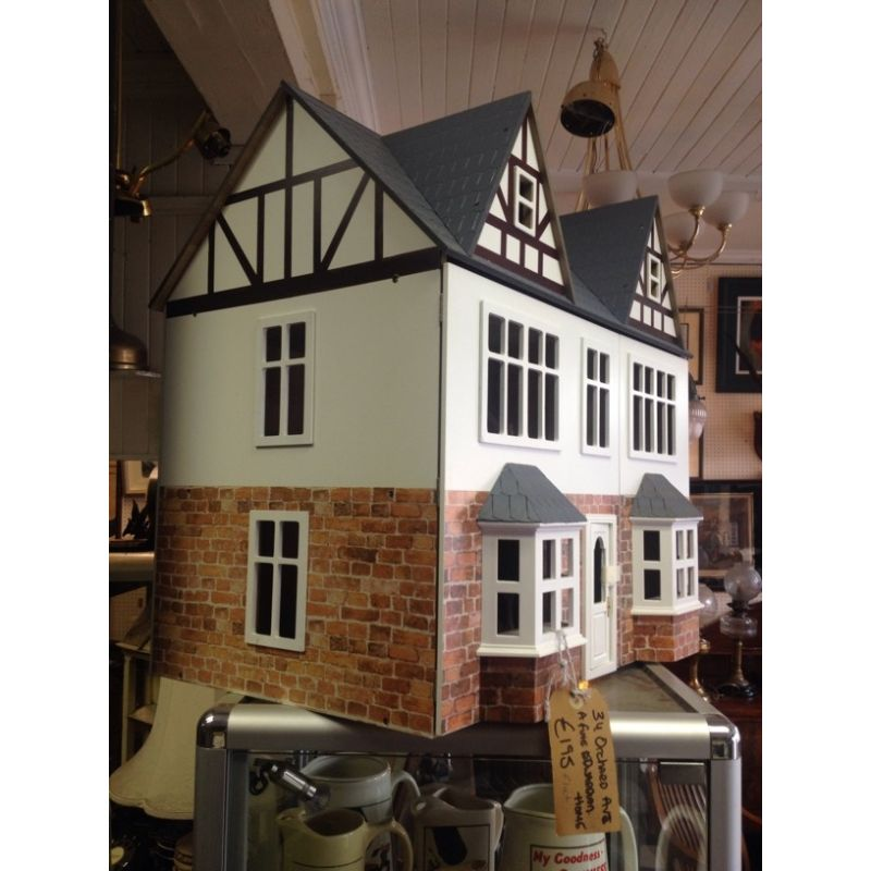 Classic Wooden Dolls House