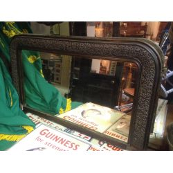 Carved Framed Mirror
