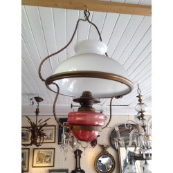 Ceiling Oil Lamp