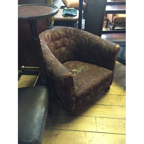Edwardian Tube Chair