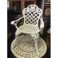 Rose Carver Chair