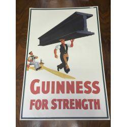 Original Guinness Poster