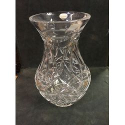 Tyrone Crystal Vase