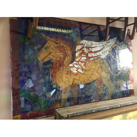 Large Glass Mosaic