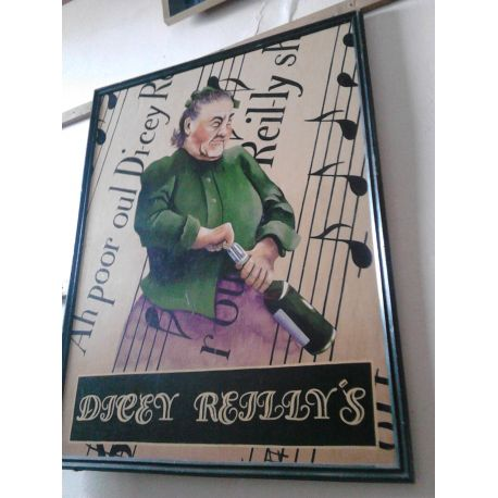 Depiction of `Dicey Riley`