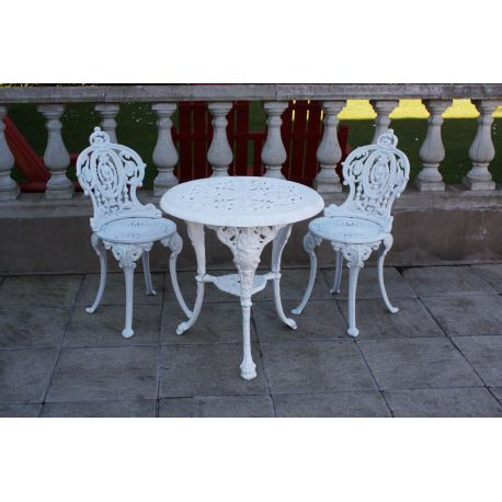 Cast Iron Bistro set