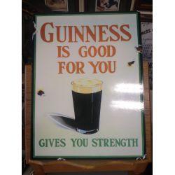 Enamel pub signs