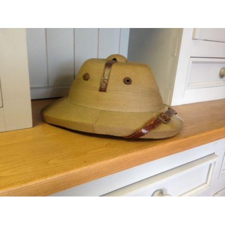 1f6b6bdd8af34 Vintage Pith Helmet - Antiques   Christy Bird s