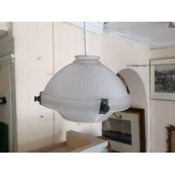 Antique Glass Shade