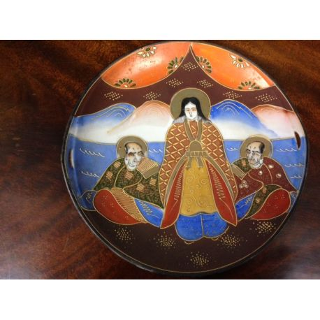 Japanese Hand Painted Tableware