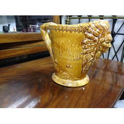 Canadian treacle glazed Confederation Jug