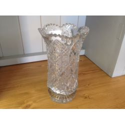 Decorative Crystal Vase