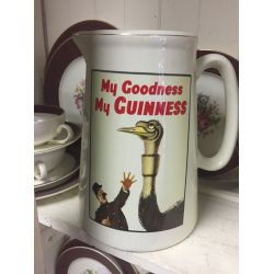 Guinness Pitcher