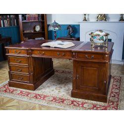 Pedestal Parters Desk