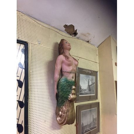 Mermaid Figurehead