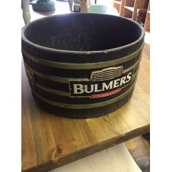 Bulmers Advertisement-Ice Bucket