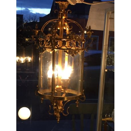 Brass Light Shade