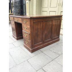 Vintage Partner's Desk