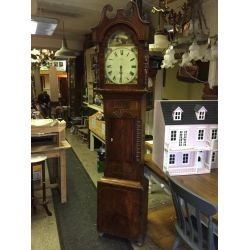 Irish Longcase Grandfather Clock