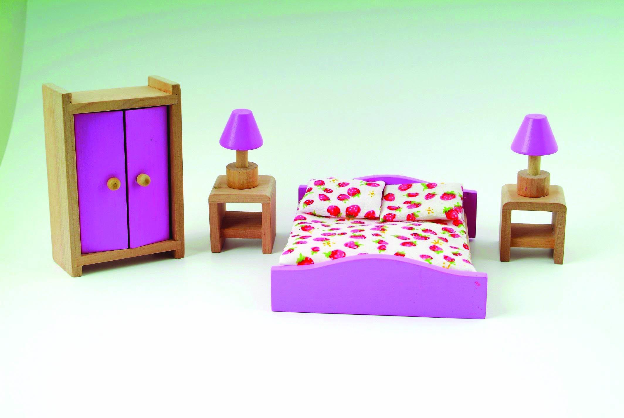 Dolls Nursery Set