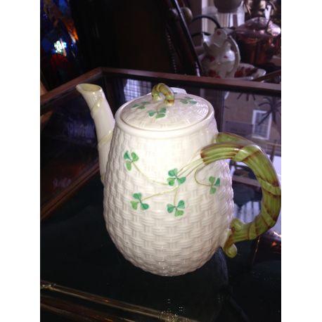 Belleek Tea Pot