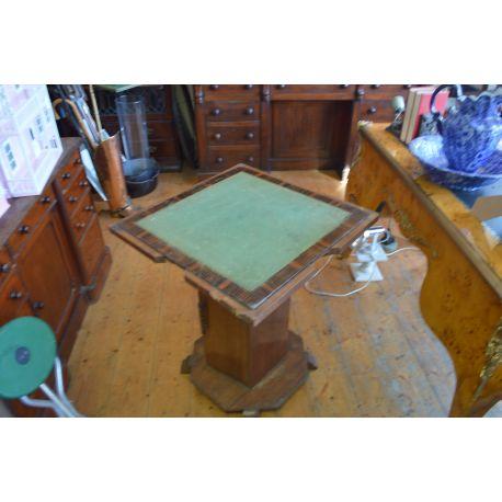 Art Deco Card Table